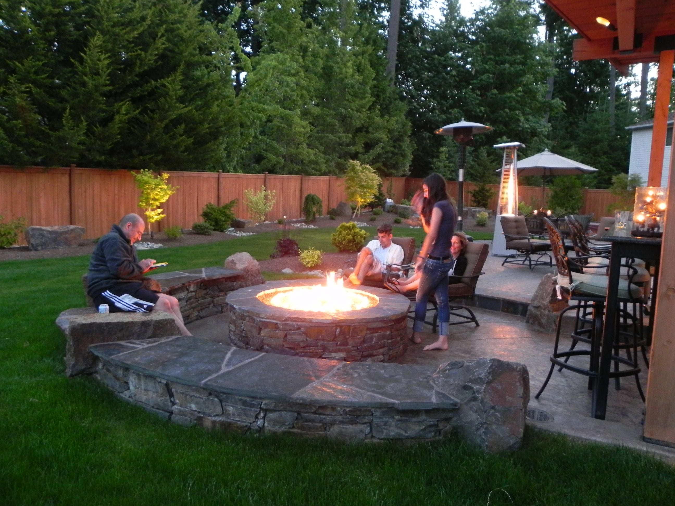 Landscape Design In Sammamish Sublime Garden Design Landscape Small Backyard  Design Ideas