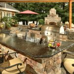Custom Backyard Designs Galaxy Outdoor Backyard Design Idea Phot