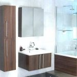 narrow-bathroom-wall-cabinet-shallow-depth-cabinets-small-white-narrow-bathrooms-933x699